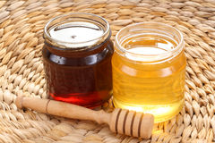 honung arkivbilder