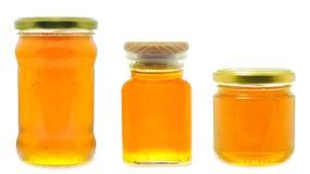 Honung i en Jar Royaltyfri Foto