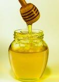 Honung organisk mat Royaltyfria Foton