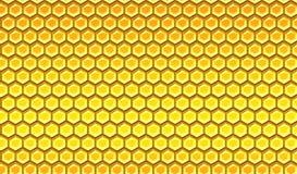 honungskaka royaltyfri illustrationer
