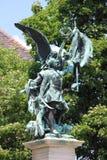 Honved Szobor statue Royalty Free Stock Photography