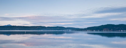 Hood Canal Stock Photography