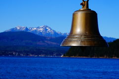 Hood canal bell Stock Photo