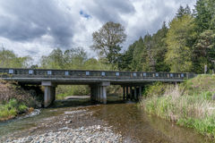 Hood Canal Spring Day Royalty Free Stock Image