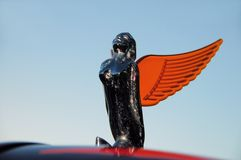 Hood ornament Royalty Free Stock Images