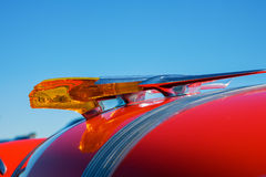 Hood ornament Royalty Free Stock Image