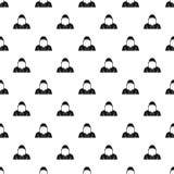 Hood pattern vector Stock Photography