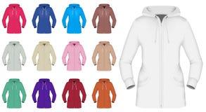 Hooded jacket Royalty Free Stock Image