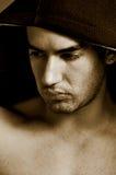 hoodie αρσενικό Στοκ φωτογραφία με δικαίωμα ελεύθερης χρήσης
