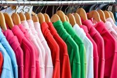Hoodies cor-de-rosa Imagens de Stock