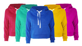Hoodies Stock Images