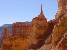 Hoodoo along Navajo Loop Royalty Free Stock Photography