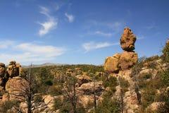 Free Hoodoo Formations In Chiricahua National Monument, Arizona Royalty Free Stock Image - 90698476