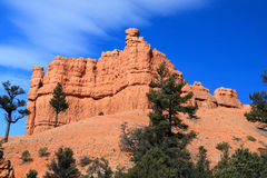 Hoodoo in southern Utah Stock Photography