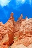 Hoodoos στο εθνικό πάρκο Γιούτα φαραγγιών του Bryce Στοκ Φωτογραφία