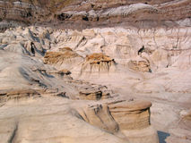 Hoodoos stockfotos