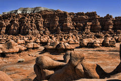 Hoodoos Fotos de Stock Royalty Free