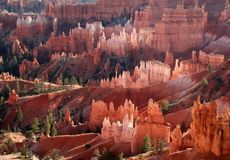 Hoodoos Royalty Free Stock Photo