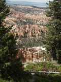 Hoodoos of Bryce Canyon Royalty Free Stock Images