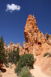 Hoodoos at Bryce Canyon Stock Photo
