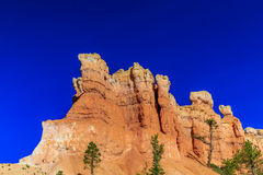 Hoodoos in Bryce Canyon Stock Images