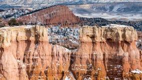 Hoodoos at Bryce Canyon National Park Stock Photo