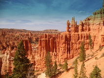 Hoodoos of Bryce Canyon National Park, southern Utah, USA Stock Images