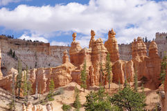 Hoodoos of Bryce Canyon National Park, Utah Stock Images