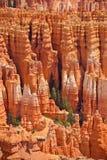 Hoodoos - Bryce jaru park narodowy Obrazy Stock