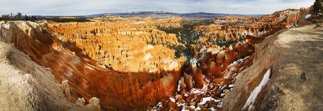 Hoodoos, Bryka jaru park narodowy, Utah obrazy stock