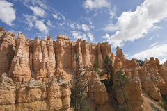 Hoodoos de Bryce photo stock