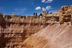 Hoodoos de gorge de Bryce Images stock