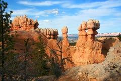 Hoodoos del canyon di Bryce Fotografia Stock Libera da Diritti