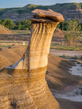Hoodoos, Drumheller Royalty Free Stock Photo