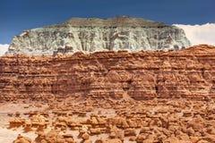 Hoodoos Goblin Valley State Park Utah Stock Image