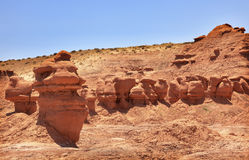 Hoodoos Goblin Valley State Park Utah Stock Photography