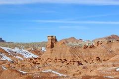 Goblin Valley State Park, Utah, stock photos