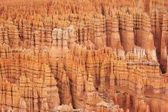 Hoodoos - gorge de Bryce Photographie stock libre de droits