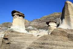 Free Hoodoos In DrumhellerValley Royalty Free Stock Photography - 3428287
