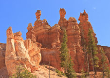 Hoodoos Waiting Stock Image