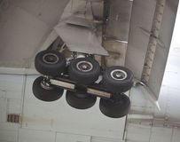 Hoofd Landingsgestel stock afbeelding