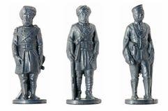 Hoofd militairen 1 Royalty-vrije Stock Afbeelding