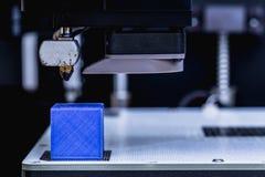 Hoofd van 3d printer Stock Foto