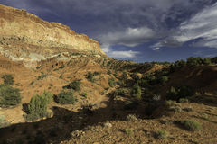 Hoofdertsader Nationaal Park in de Lente Stock Afbeeldingen