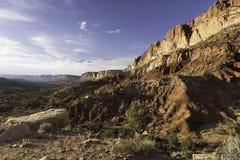 Hoofdertsader Nationaal Park in de Lente Stock Afbeelding