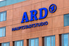 Hoofdkwartier - ARD stock foto