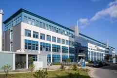 Hoofdkwartier van de Comdirect-Bank stock foto