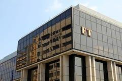 Hoofdkwartier van de Financial Times Stock Foto
