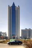 Hoofdkwartier van Gazprom Stock Fotografie