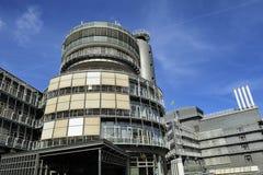 Hoofdkwartier van het Publiceren van Gruner + Jahr-, Hamburg, Duitsland Royalty-vrije Stock Foto